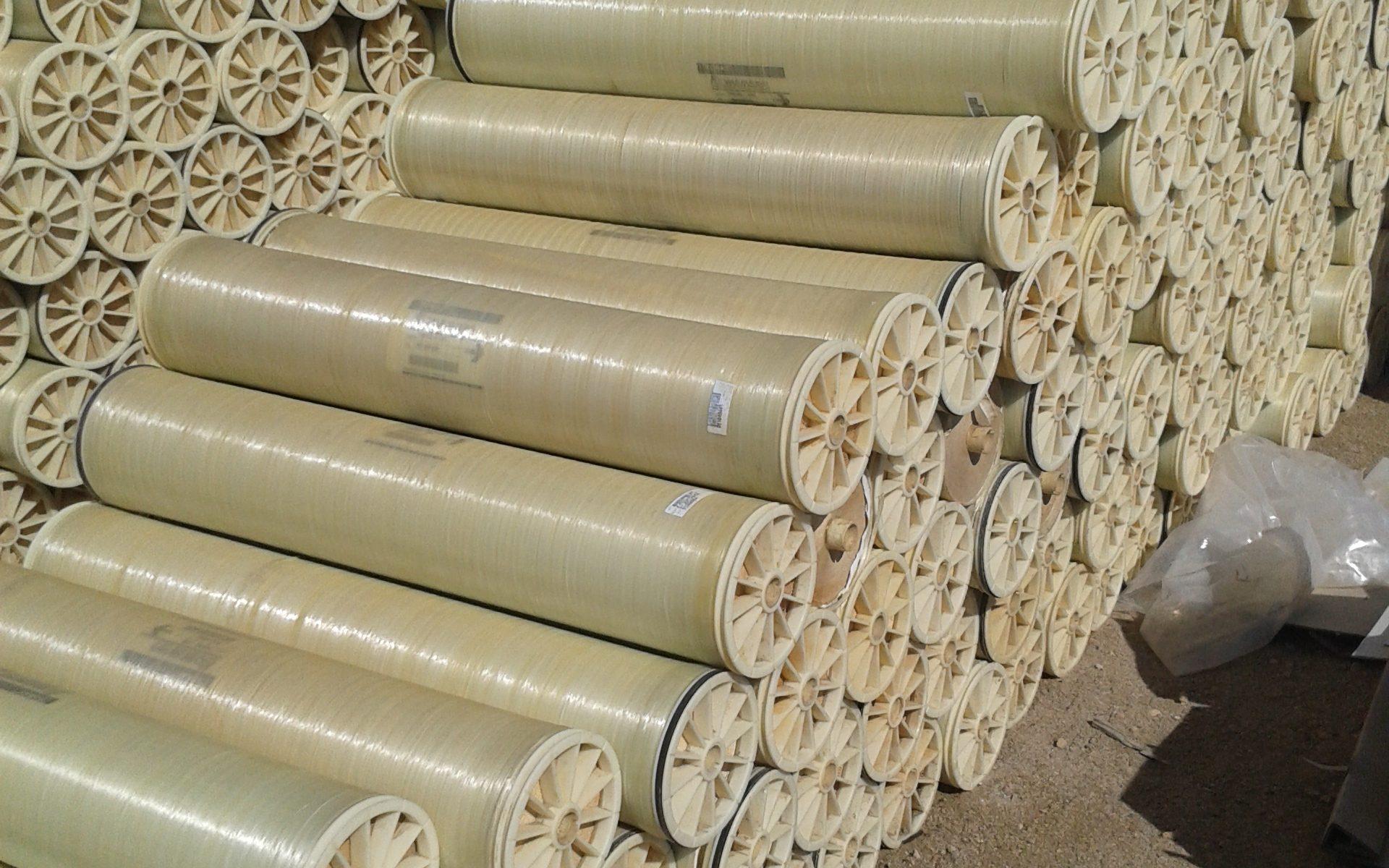 RO membranes disposal